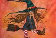 Halloween Tole / by Marilyn Lord