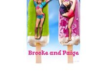 Brooke & Paige Hyland / by Brehna Williams