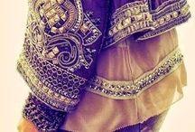Bohemian fashion style / Fashion i like