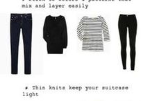 Travel: Outfits on Land