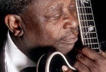 BB King / One of my favorite blues musican