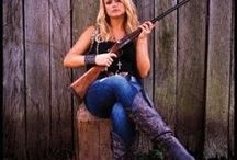 CG Girls: Charley / Charley is as tough as her boots. She doesn't worry about how she looks, she's here to get shit done. Strong and smart, Charley loves hanging tough with the boys - and showing them up.