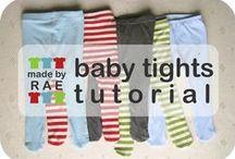 Mimišití / Sew for baby!