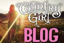 Country Girl Blog / by Country Girl