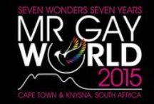 Mr Gay World South Africa / #MrGayWorld is Sponsored by TRIARC - LGBTI Insurance provider. http://www.triarc.co.za/