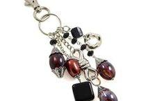Přívěsky na kabelky nebo klíče