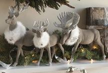 Deck the Halls / Home accents and pretty decor for putting the festive in the holidays / by Orvis