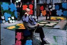 Andy Warhol, Factory, Pop Art… / by Christophe Prévost