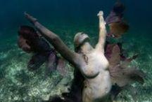 Jason deCaires Taylor / Underwater Sculptures