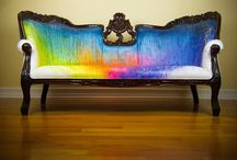 """Unique Furniture / Amazing & unique furniture! To pin on our group board follow our board & send an ADD ME comment to the pin on the """"Join Board"""". Specify the board you'd like to join!"""