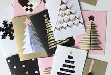 Tarjetas de Navidad / Christmas Cards