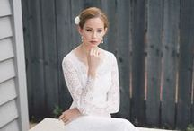 The Forever Piece / Beautiful, romantic, timeless wedding dresses created by Jane Yeh.