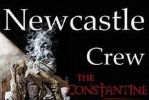 Newcastle Crew Podcast / A newly revamped  podcast dedicated to all things Constantine. Now hosted by Lilith Hellfire & Phil Perich.