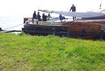 AndersZeilen / op de friese meren in mei en september