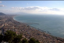 "Landscapes of Salerno (Campania - Italy) / ""Sometimes i do not realize about the wonders that surround me..."""