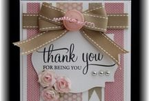 Cards- Thank You