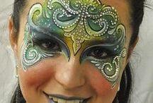 maquillage féerique