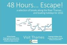 Winter Breaks on the River Thames / Some great ideas for enjoying the stunning scenery during the winter months, warming up with a brisk walk along The Thames Path, relaxing by a roaring log fire or unwinding in the Spa.  And not forgetting culture vultures there's over 70 museums in the Thames Valley to explore.