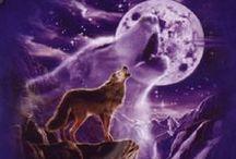 loups fantastique