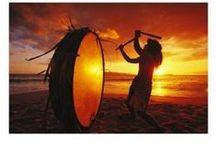 Djembe / percussie spelen