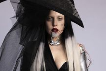 Stephanie Germanotta / by Leila Nat