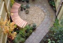 Garden Landscaping / Front and back yard landscaping ideas