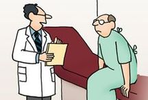 Medical Life / Medical professionals' daily work and life.