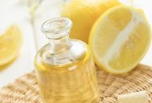 ~Healing Lemon Essential Oil~ / Our Lemon Essential Oil is 100% pure, natural and of the highest quality, cold pressed from the peel of California lemons.  Lemon oil is one of the most favorite essential oils, as it has wonderful qualities and also smells great.