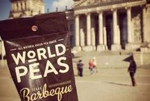 PEAS on Earth / This is place where we put the pictures that you take! So show us how much you love our tasty snack. And give PEAS a chance!