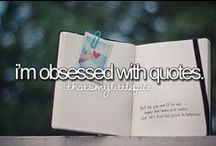 QUOTE LOVERS♥ / Just random quotes.... i like the love ones the most:) please just post quotes xD thanks so much :* oh and feel free to add anyone you want:) / by Ⓗαⓝℕäℋ♥ℂℒÅℝⓀ