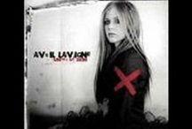 Avril lavigne(-----)