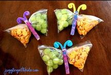 Healthy Snacks for Kids!