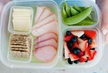 School Lunchbox / Fun ways to make school lunch delicious and nutritious.