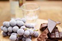 Cioccoshow   Abbinamenti / Gli abbinamenti che amiamo di più dove la cioccolata è protagonista #cioccolato #cioccoshow