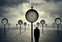 Time... / Lost time is never found again...