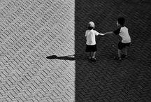 Preto no Branco no Preto / A arte em preto e branco