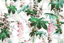 CASTANEA / Castanea brings the B E A U T Y of the outdoors into the home in this breathtaking painterly print.