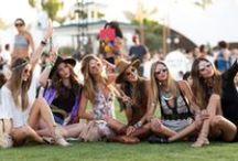 Bohemian style / Odbywający się w Kalifornii festiwal muzyczny Coachella to idealny wyznacznik nadchodzących festiwalowych trendów. Ten rok zdecydowanie należeć będzie do stylu boho! #boho #coachella
