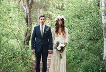 Enchanted Forest Weddings / The newest trends in weddings!