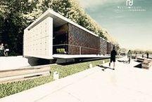 << MINIinstytut+ - design >> / Kategoria: ARCHITEKTURA PUBLICZNA, KULTURA. Rok:2008.  Lokalizacja:Gdynia.