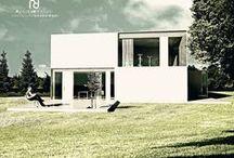 conceptHOUSE << B >> / Kategoria: ARCHITEKTURA MIESZKANIOWA, DOM JEDNORODZINNY Rok:2008. Lokalizacja:Okolice Stawisk