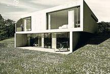 conceptHOUSE << D >> / Kategoria: ARCHITEKTURA MIESZKANIOWA, DOM JEDNORODZINNY. Rok:2009. Lokalizacja: Okolice Drozdowa. Pu: ok. 180 m2