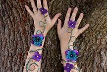 bijoux accessoires  d'élfes ** / nos créations
