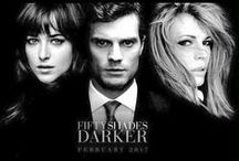 Fifty Shades Darker / Second novel and film of the Fifty Shades trilogy