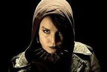 Lisbeth Salander (Noomi)<3 / millenium