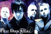 three days grace'''''