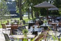 The River Thames - Afternoon Tea / The River Thames from the Cotswolds to London offers plenty of great riverside locations to relax and enjoy Afternoon Tea.