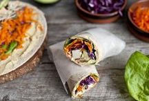 HUMMUS RECIPES / Delicious and nutritious recipes made with hummus!
