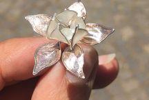 Fiori di smalto - Nail polish flowers
