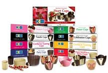 Kane Candy Cups / Chocolate Party Cups ~ Chef Inspired dessert chocolates & more by Kane Candy. Now available from Gourmet International. Available in 9 chef inspired varieties for quality minded retailers. Life Should Be A Party ~ Celebrate In Style With Kane Candy!    www.KaneCandy.com